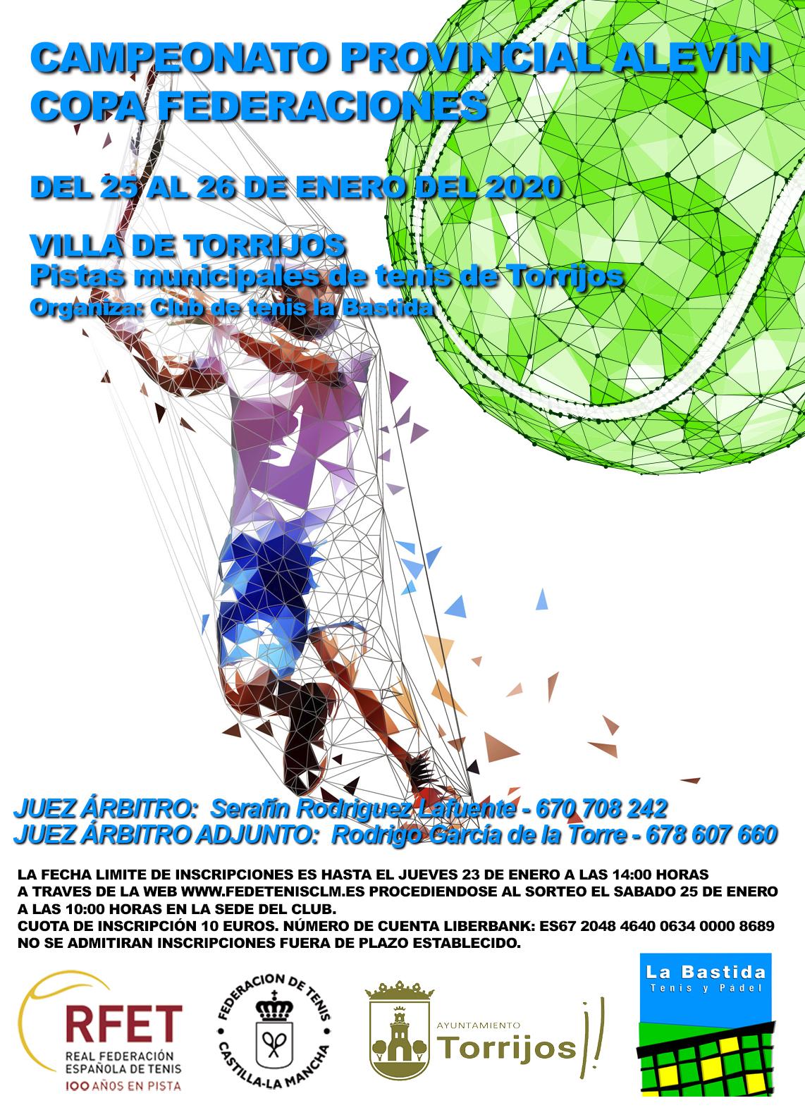 provincial-alevin-copa federaciones- torrijos